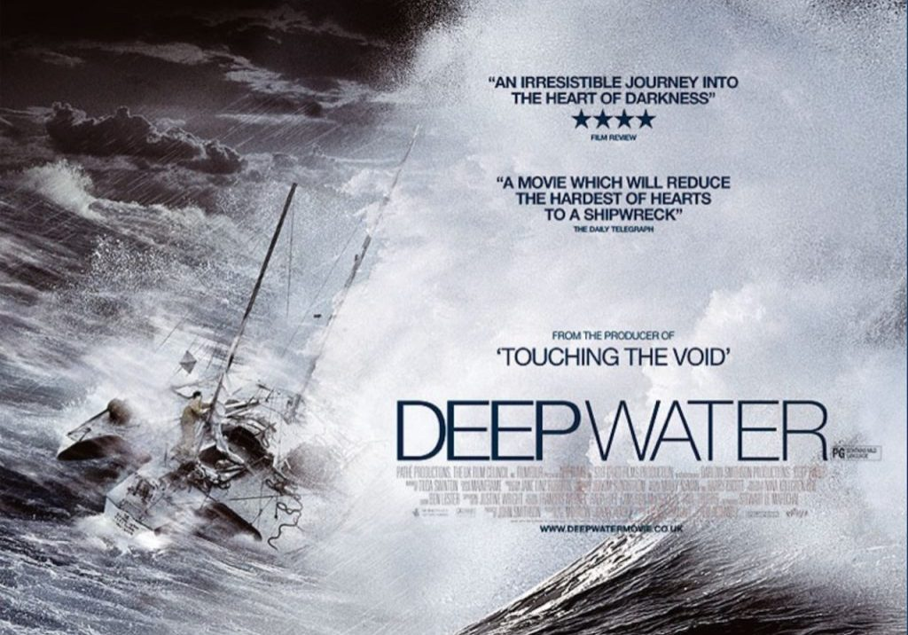 Deep Water - Feature Documentary   Marine Consultant   APT Films, Darlow Smithson Productions   Director - Louise Osmond