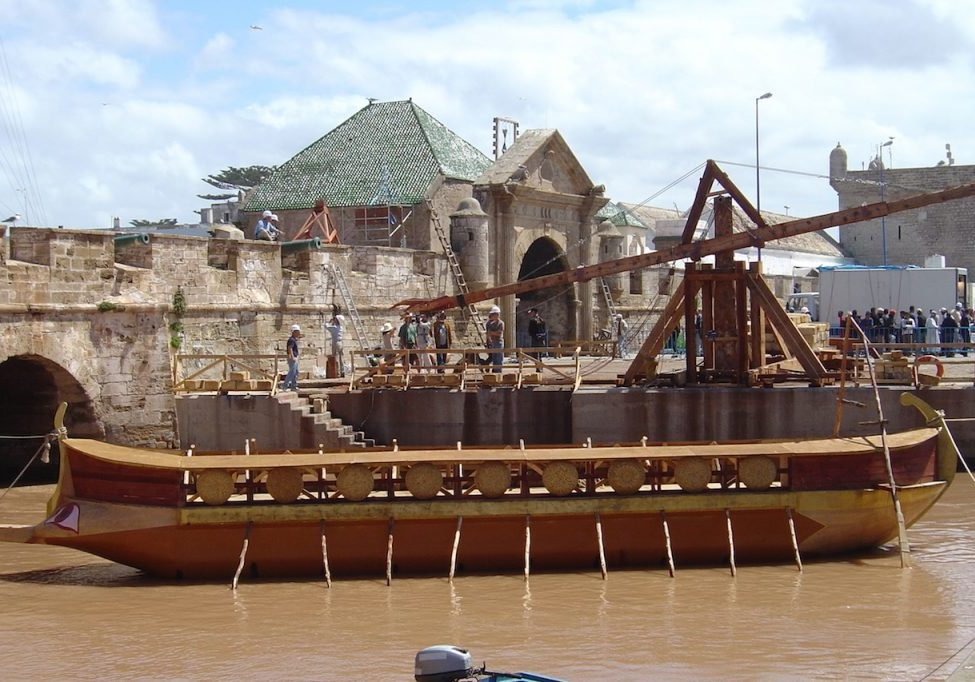 Esouira Port